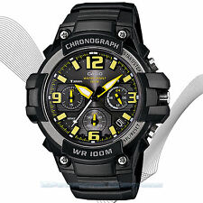 Casio SPORTS CRONOGRAPH watch YELLOW Heavy Duty G SHOCK OROLOGIO montre RELOJ