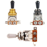 H3E# 3-Way Guitar Selector Pickup Toggle Switch Parts for Les Paul New