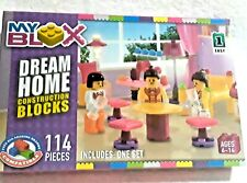 Dream Home Construction Blocks My Blox Compatible With Other Brands