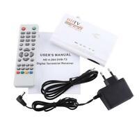 Digital Terrestrisch Empfänger TV Box DVB T2 Tuner Receiver Fernbedienung Kabel☆