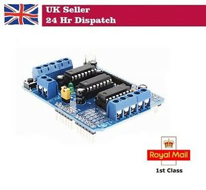 L293D Motor Driver Expansion Board Motor Control Shield Arduino