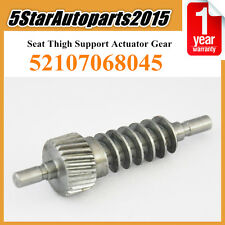 Metal Gear Repair Seat Thigh Actuator Support fits BMW 5 7 Series X5 52107068045