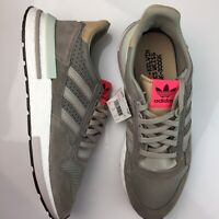 Adidas ZX 500 RM Boost Simple Brown BD7859 Athletic Sneaker Shoes Mens 10.5 NEW