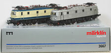 Märklin  HO #3667 Twin Electric Locomotive Set, New Old Stock Sold Only In 1992