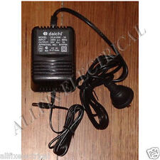24Volt 1000mAmp AC/DC Adaptor - 240VAC to 24V DC 1Amp - Part # DCA1000-24