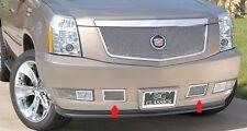 Cadillac ESCALADE 2007 08 09 10 11 12 13  2014 E&G FINE MESH TOW HOOK COVER SET!