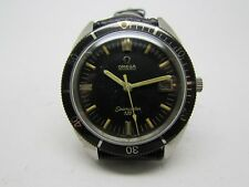 VINTAGE OMEGA SEAMASTER 120 AUTOMATIC DIVER MEN WRIST WATCH W/ DATE