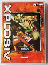 LAST BRONX PC CD-ROM STREET FIGHTING GAME brand new & sealed UK  XPLOSIV RELEASE