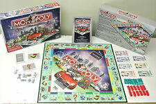 Monopoly Here & Now Limited UK Edition 70 Years Anniversary Parker Brothers 2005