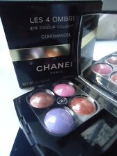 CHANEL COROMANDEL 4 OMBRES PRICELESS VINTAGE 1970s PALETTE NEW IN NEAR MINT BOX