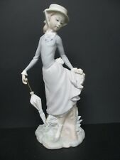 "Lladro ""Young Lady in Trouble"" #4912 Matte finish"