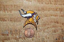 "Minnesota Vikings Small Collar 1 7/8"" Patch 1966-2012 Primary Logo Football"