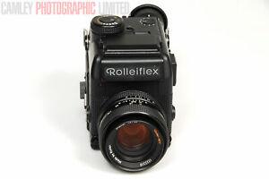 Rolleiflex SL2000F 35mm Camera F1.8 50mm Planar Lens. Graded: EXC+ [#9619]