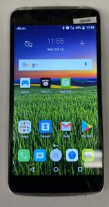 Alcatel Idol 4 6055U (Black 16GB/2GB) Cricket Looks Great Works Great FREE SHIPP