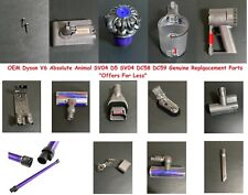 OEM Dyson V6 Parts SV04 DC58 DC59 Absolute Animal Cordless Vacuum Replacement