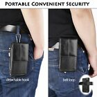 Cell Phone Vertical Pouch Case Belt Clip Holster For iPhone 12 Mini/ 6/ 7/ 8/ 6S