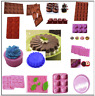 Lot Shape Choose Mini Silicone Mold For Candy Chocolate Cake Mould Baking DIY