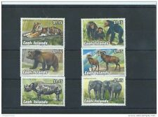 LOT : 022015/035 - COOK 1992 - YT N° 1036/1041 NEUF SANS CHARNIERE ** (MNH) GOMM