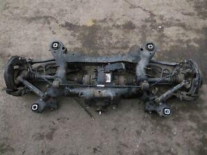 Hinterachse Differential Achse Hinterachsgetriebe Ü=3.07 7598855 BMW E90 318D