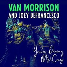 You'Re Driving Me Crazy - Van / Defrancesco,Joey Morrison (2018, CD NEUF)