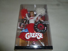 NEW 30 YEARS GREASE SANDY CHEERLEADER BARBIE DOLL PINK LABEL MATTEL 2007 NIB >>