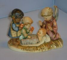 New Listing1993 Goebel Hummel 'We Come In Peace' Unicef Commem Ed. Figurine #754 Ships Free