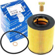 MEYLE Ölfilter Filtereinsatz + Schraube 3er E36 E46 5er E39 E60 X3 E83 X5 E53 Z3