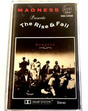 Madness - The Rise and Fall - 1982 UK Ska - Cassette EX +++