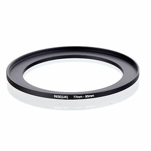 77mm-95mm 77mm to 95mm  77 - 95mm Step Up Ring Filter Adapter for Camera