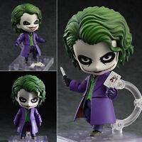 Nendoroid No.566 Batman Dark Knight The Joker Villain's Action Figure Figurine
