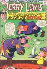 ADVENTURES OF JERRY LEWIS #92 VG, SUPERMAN cameo, Writing F/C, DC Comics 1966