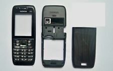 Black Housing cover fascia skin facia faceplate case for Nokia E51  -00099986576
