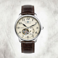 Reloj Zeppelin de pulsera para hombre - LZ127 Graf - Automático Cuero uz7666/5