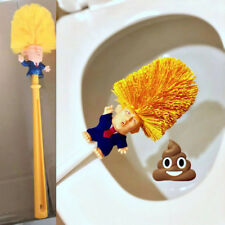 Donald Trump hand made Toilet Bowl Brush Funny Gag Gift Christmas Xmas 3C