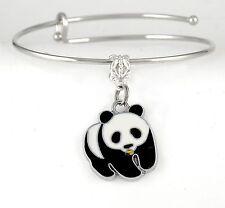 Panda Bracelet Panda Bear bangle Panda jewelry Best jewelry gift Panda present