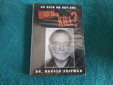 born to kill dr Harold shipman dvd new freepost