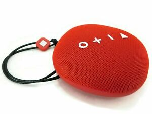 Polaroid Rugged Aquasplash Wireless Bluetooth Speaker With Travel Strap NIB