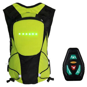 Cycling Camping LED Backpack Outdoor Night Safety Accessories