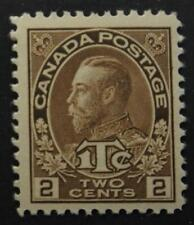 Canada #MR4, F-VF, MNH OG War Tax Issue
