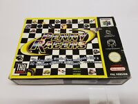 Penny Racers - Nintendo 64 N64 game- CIB EUR PAL BOXED COMPLETE + protector