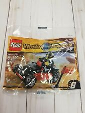 Lego City World Racers Mini Set Limited Release 30032 New in Bag
