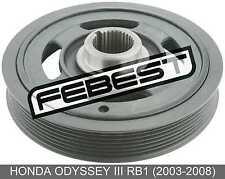 Crankshaft Pulley Engine K24A For Honda Odyssey Iii Rb1 (2003-2008)