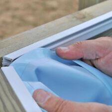 Liner azzurro per piscina fuori terra Gre Violette rotonda 511 cm