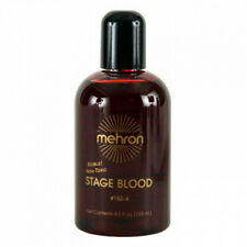 Mehron Stage Blood Very Realistic! Dark Venous Blood 4.5oz