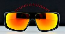 DRAGON Alliance DOUBLE DOS $120  JET/RED Frame w RED ION lenses  720-2194