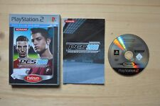 PS2 - Pro Evolution Soccer PES 2008 - (OVP, mit Anleitung)