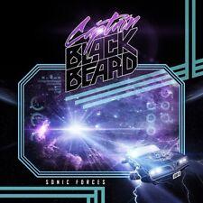 Captain Black Beard - Sonic Forces ( CD 2020 ) Hard rock. Album