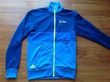 Real Madrid Adidas Soccer Futbol Zip Jacket Men's Size XS Cristiano Ronaldo