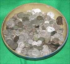 5 Ounce Lot US 90% Silver Coins Halves, Quarters, & Dimes Good Junk Bullion