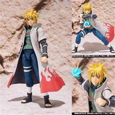 """Anime Naruto Namikaze Minato 15cm/6"""" Action PVC Figure New In Box"""